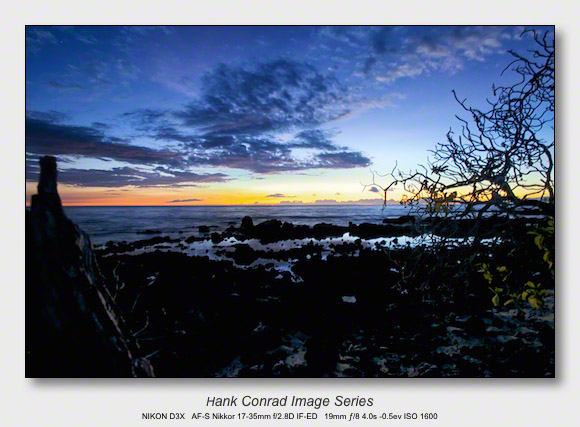 Big Island Sunsets | Blue Hour
