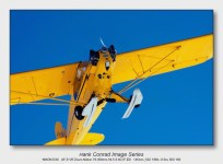 Ski Plane Weekend | Piper Cub on Skis