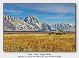 On a Clear Day | Grand Tetons Flats
