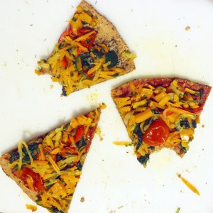 The only healthy pizza crust you'll ever need | Gluten & Grain Free, Yeast Free | Vegan, Paleo, AIP option |