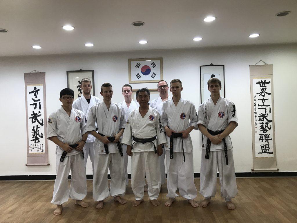 hkd examen korea 2018