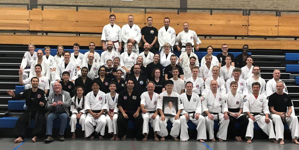 Veldhoven Hapkido Hankido Hankumdo Training 2018