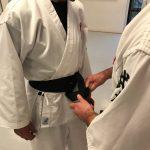 zwarte band hankido