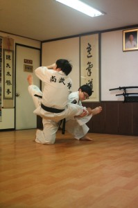 W.H.M.A.F. instructors