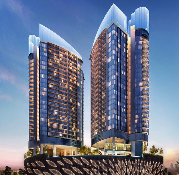 000000000 - Discover and Experience the Pinnacle of Luxury  DC RESIDENSI, Damansara Heights  