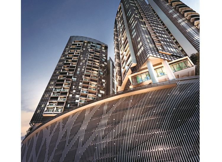 233 - Discover and Experience the Pinnacle of Luxury |DC RESIDENSI, Damansara Heights |