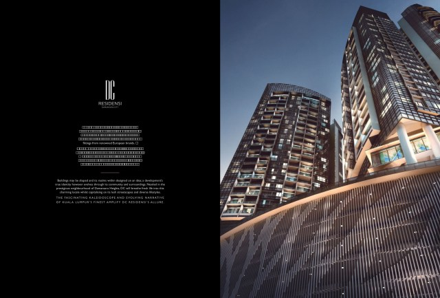 d 1 1024x693 - Discover and Experience the Pinnacle of Luxury |DC RESIDENSI, Damansara Heights |