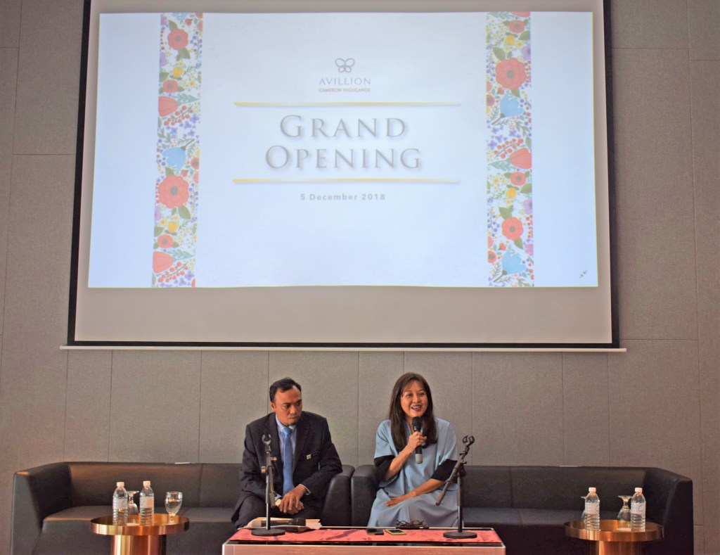 ACH grand Launch 1 1024x789 - A Getaway in Cameron Highlands that will gives you more than you deserve!