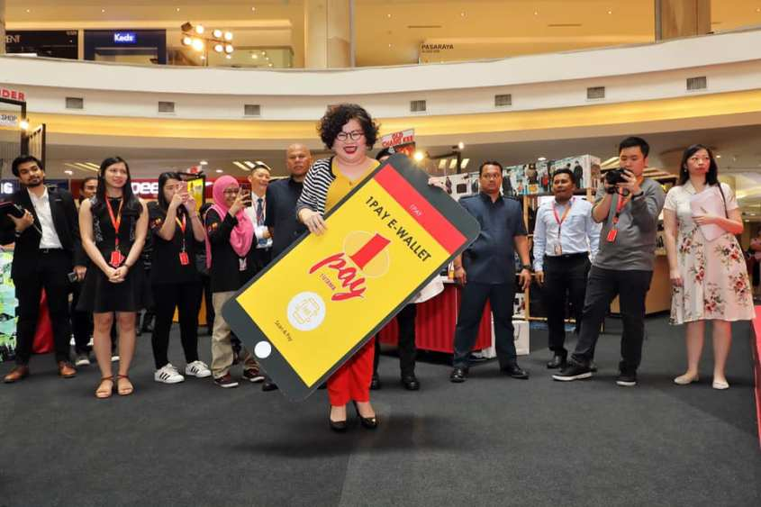 69986391 10156310865901689 618140184390664192 n - One Utama Become the 1st Retail Mall to Launch 1Pay Retail E-Wallet and E-Commerce Platform