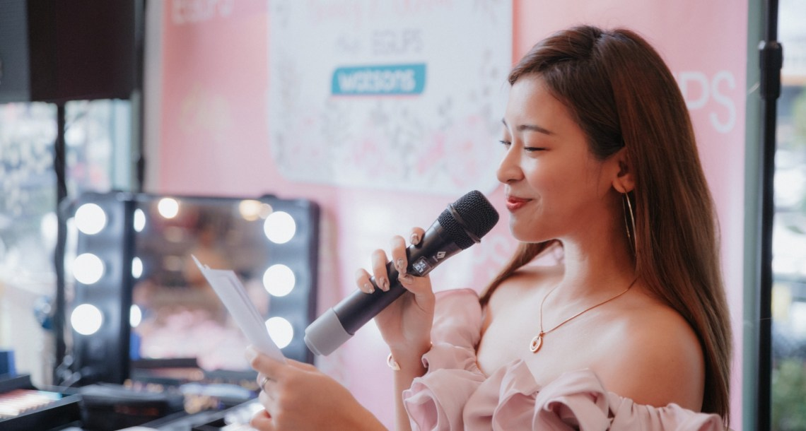 IMG 1938 - Amazing K-Beauty Brands – BBIA & Eglips Brought In Its Incredible New Makeup Series at Watsons Malaysia Today!