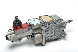 Tremec, Versatile, Heavy Duty TKO 600, Tremec, Transmission, Close Ratio 1st through 4th gear, Improved Shift Forks, 4615, Steel Gears, Increased Torque Capacity, Torque Capacity 500 lbs/Ft, Input Shaft – 10 Spline, Output Shaft – 31 Spline Gear Ratios 1st Gear 2.87 2nd Gear 1.89 3rd Gear 1.28 4th Gear 1.00 5th Gear 0.82