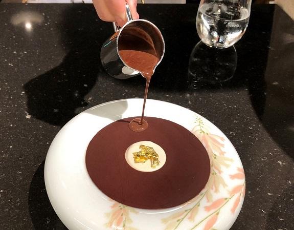 ★★アランデュカスチョコレート工房のデザート