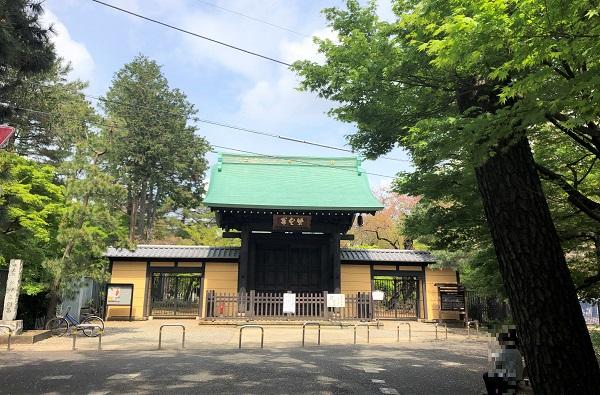 2020春・豪徳寺山門