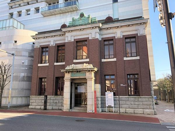202103佐倉市立美術館(千葉)の外観