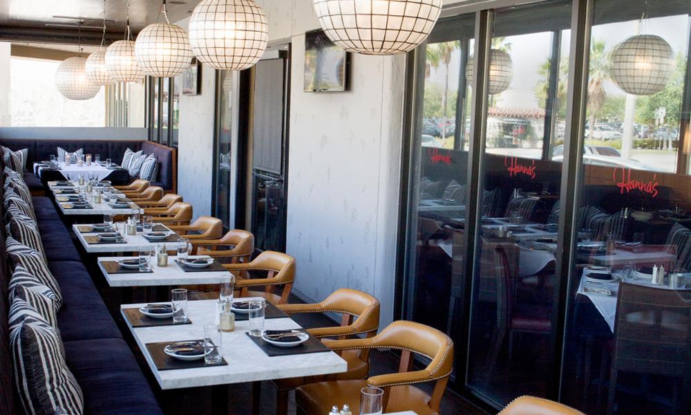 Indoor Outdoor Restaurant Patio  Hanna ConstructionHanna