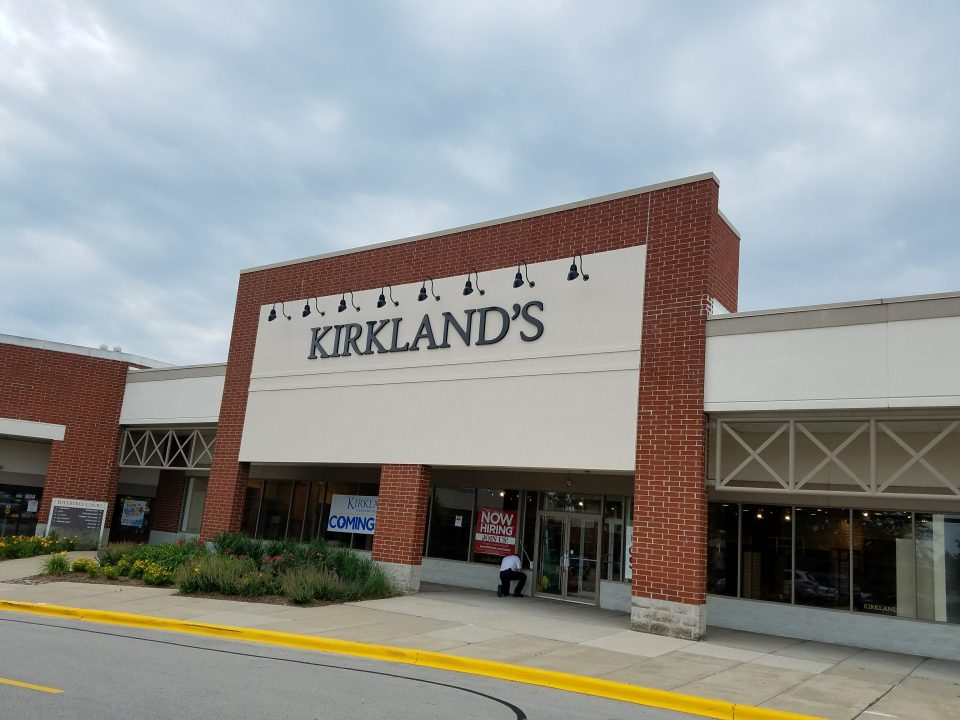 KIRKLAND'S- RIVERTREE COURT- VERNON HILLS, ILLINOIS