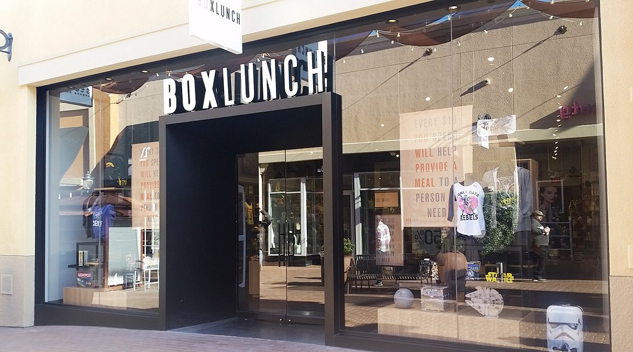 BOXLUNCH – Client Review