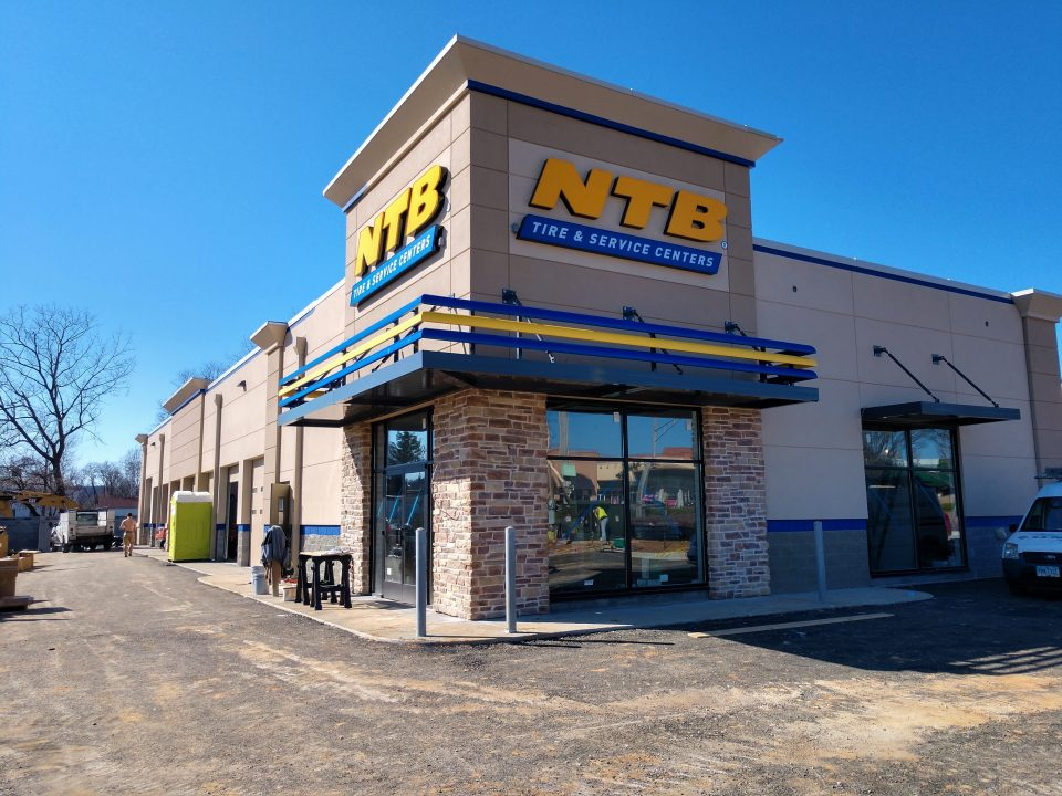 NTB-National Tire & Battery-  Cockeysville, MD.
