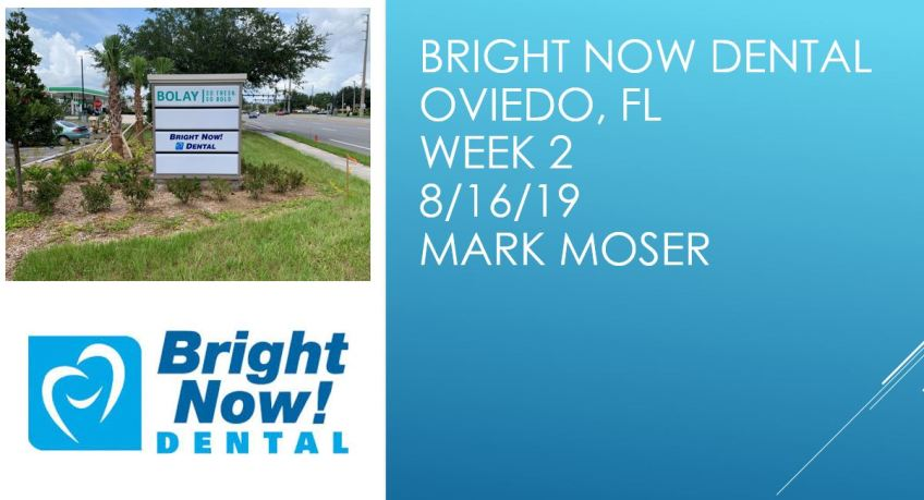 Bright Now Dental, Oviedo, Florida