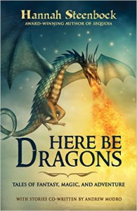 Here be Dragons - a short story collection