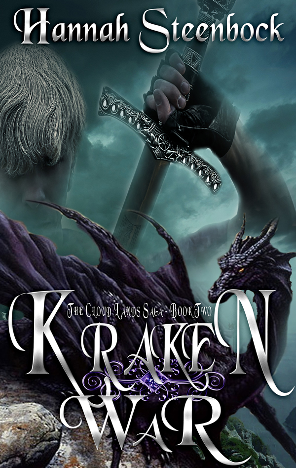 Kraken War Cover