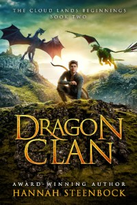 """Dragon Clan"" Cover"