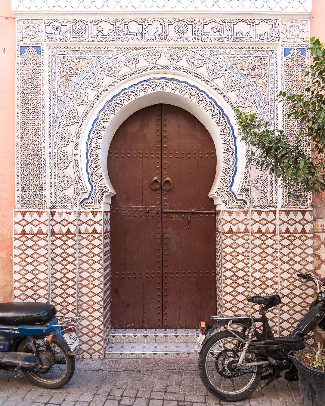 doors of Marrakesh