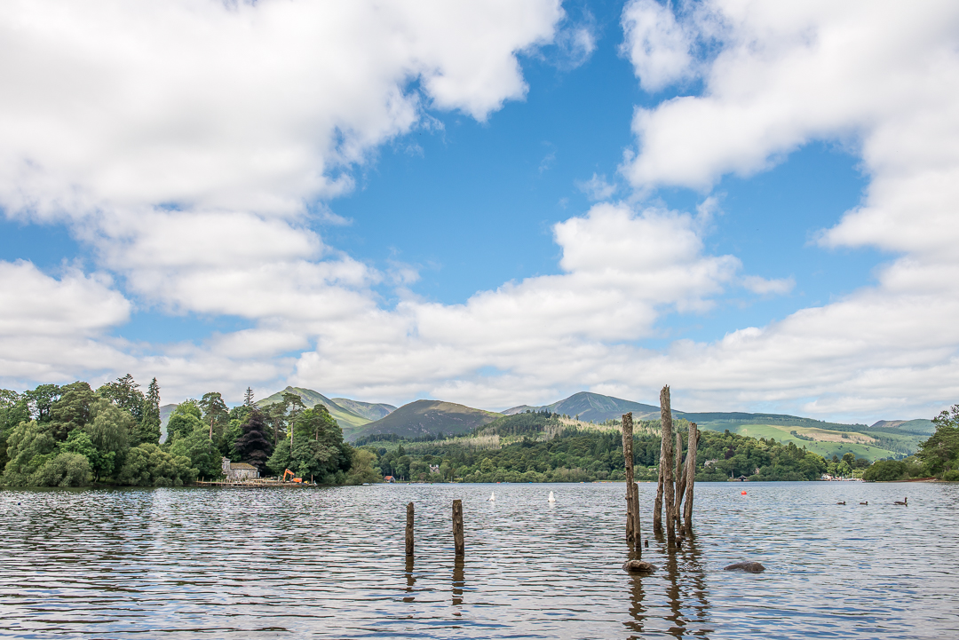 Derwent Water, Lake District landscape photography with Nikon meet ups
