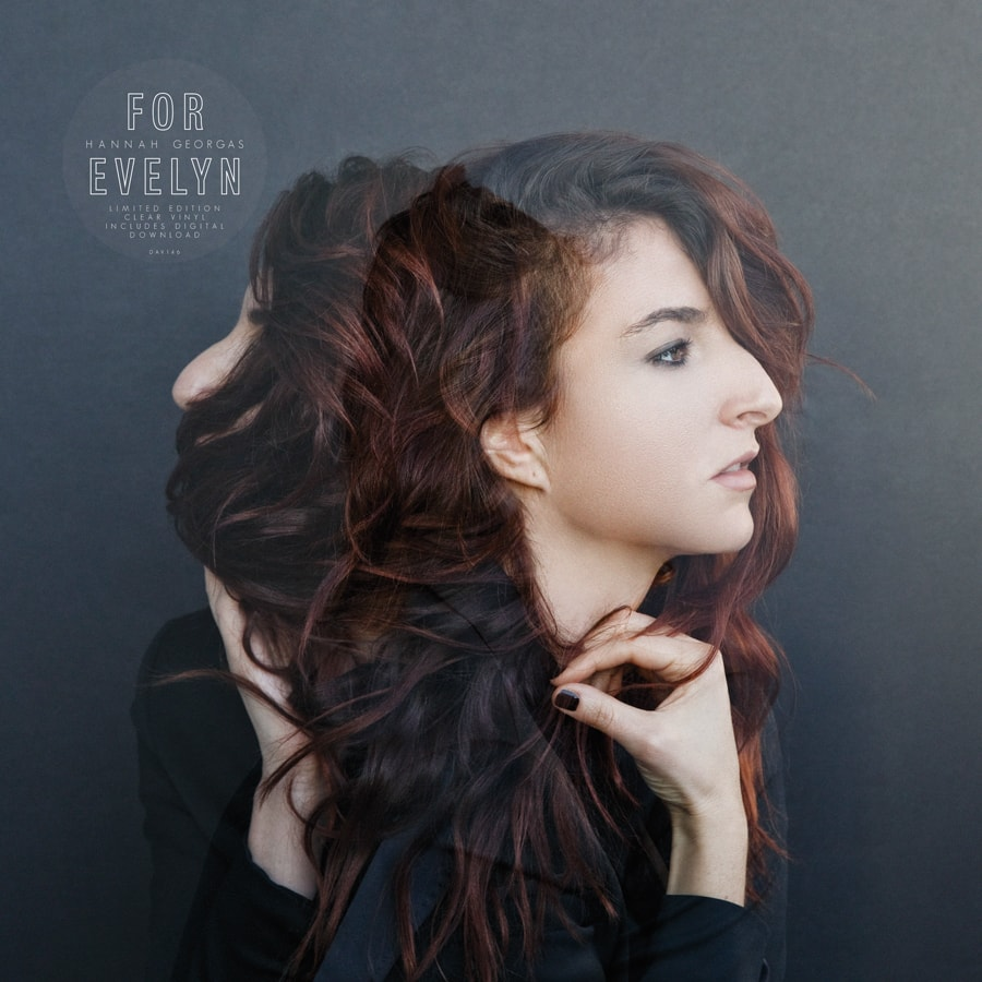 Album cover for Hannah Georgas, For Evelyn