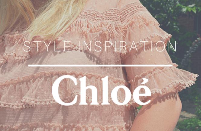 Title image - Style Inspiration Chloé