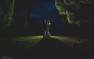 Stevie & Cory | Wedding at Barton Hall
