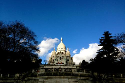 Sacre Coeur - Paris 1.01 - A guide to my favourite city in the world - HH Lifestyle Travel