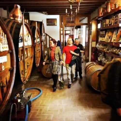 Guy distillery - Absinthe Festival - HH Lifestyle Travel