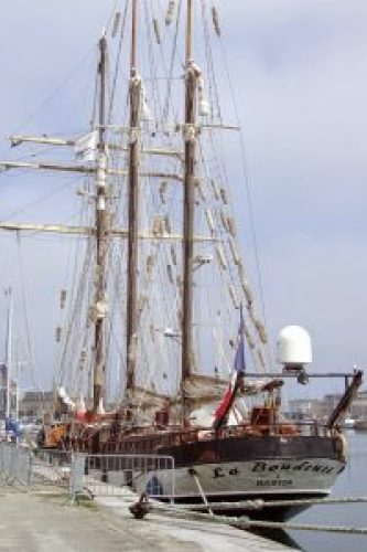 St Malo Pirate Ship - Things to do in Saint Malo France - HH Lifestyle Travel