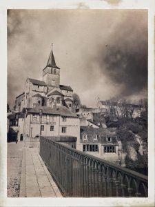 Notre Dame - Montmorillon France