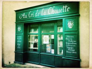 Montmorillon bookshop