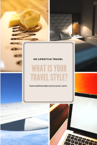 What is Your Travel Style? - HH Lifestyle Travel