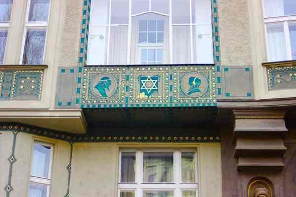 Jewish Quarter - Regeneration - An Architectural Tour of Prague