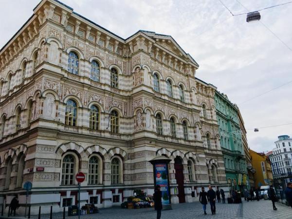 Vodickova School - Neo Renaissance - An Architectural Tour of Prague