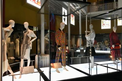 NMS Fashion Gallery - A visit to the National Museum in Edinburgh - HH Lifestyle Travel