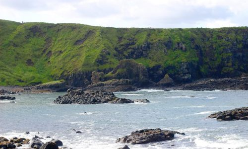 The Camel rock formation at Giant's Causeway - HH Lifestyle Travel