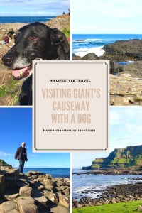Visiting Giant's Causeway with a dog - HH Lifestyle Travel