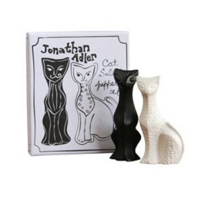 Jonathan Adler cats salt and pepper shaker, Heal's, £44