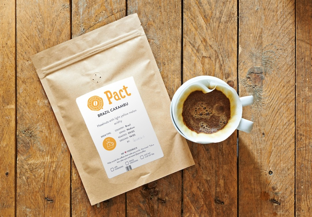 Subscription gifts, Pact Coffee | Hannah in the house