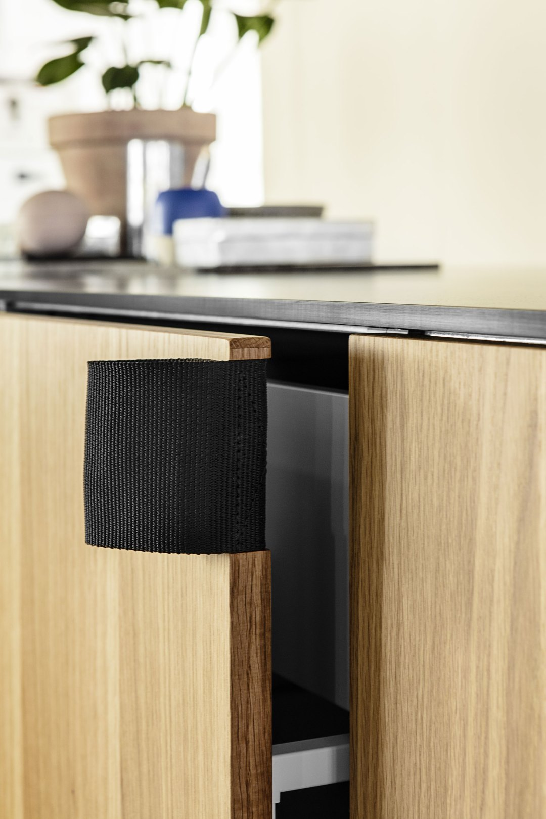 BIG kitchen designed by Bjarke Ingels Group