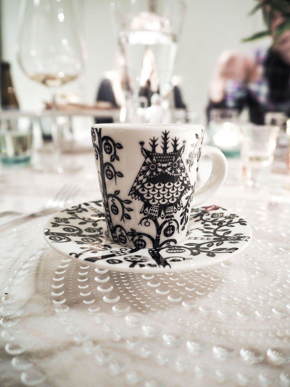 Iittala owl cup