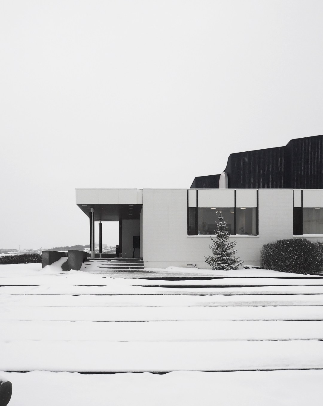 Alvar Aalto - The Nordic House Iceland