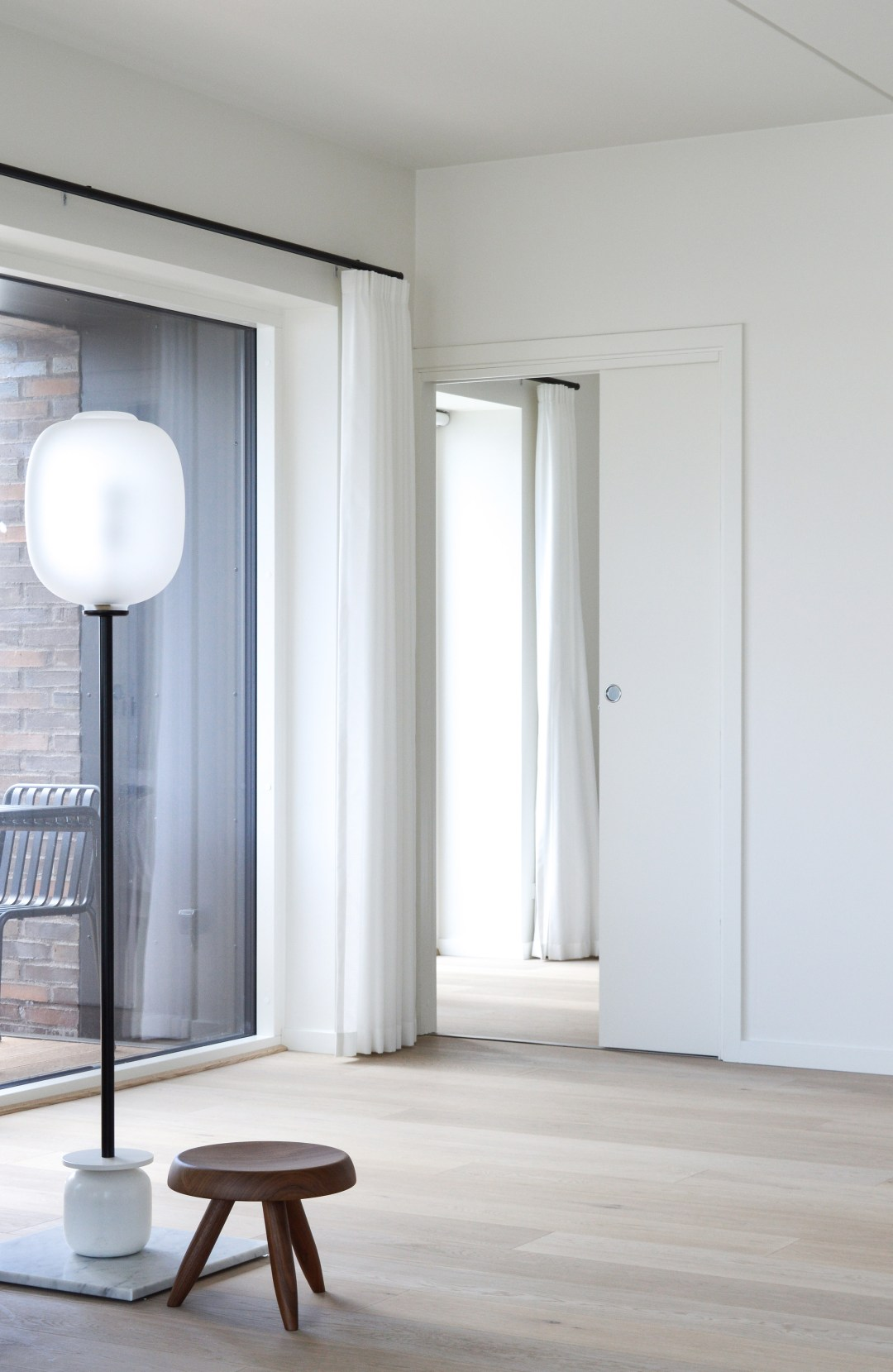 Stay Seaport, minimalist Scandinavian design apartment and Danish design hotel in Copenhagen