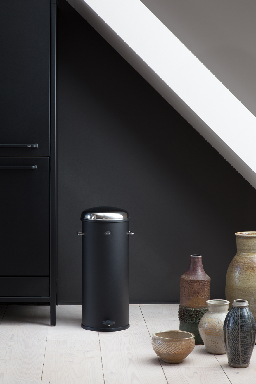 The Vipp bin, , Danish design, minimalistic design
