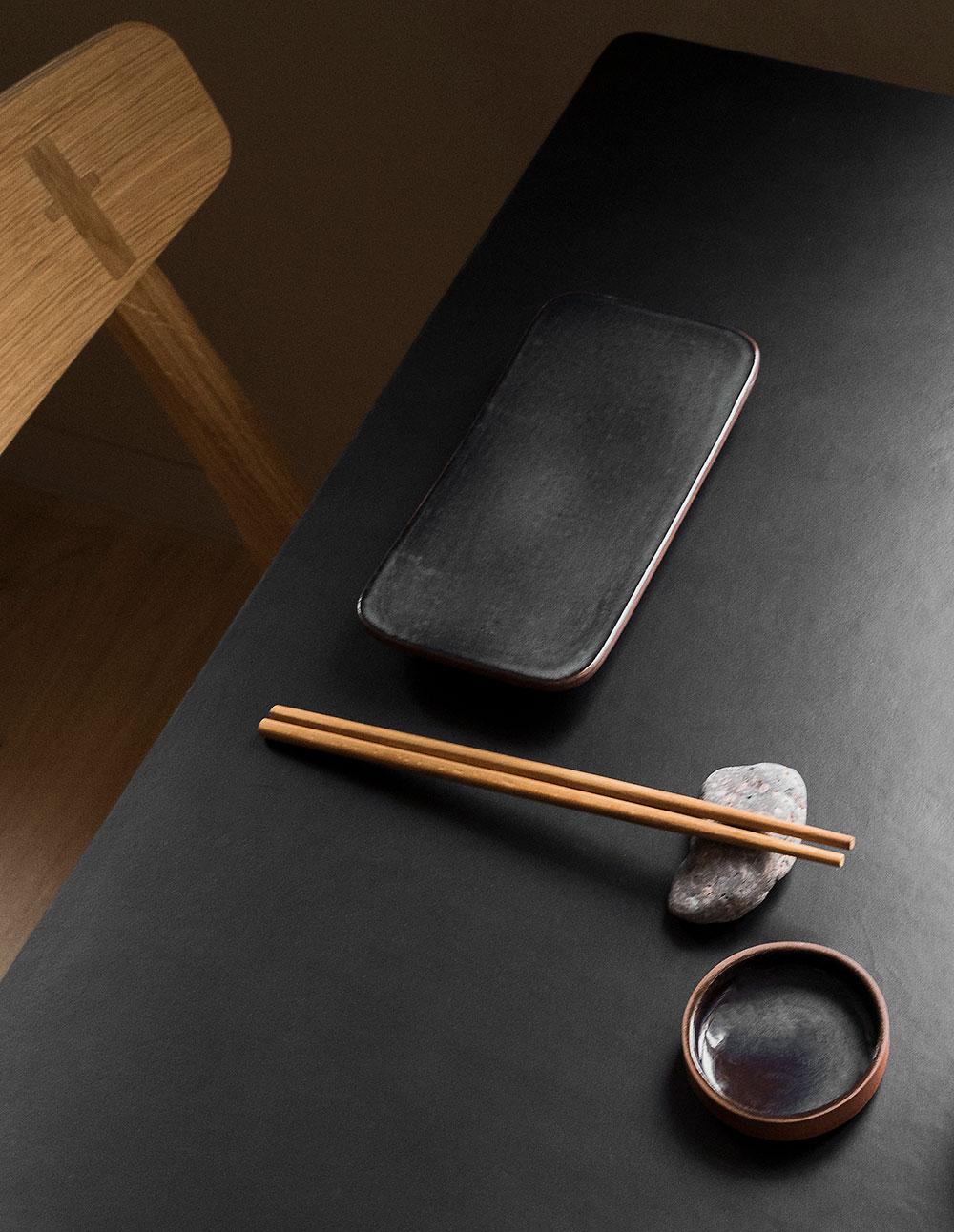 Scandinavian and Japanese aesthetics at London's new Sticks 'n' Sushi restaurant